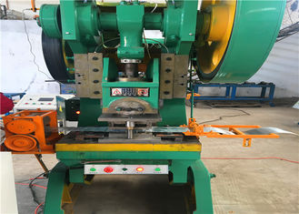 Bto-22 Blade Barbed Razor Wire Making Machine Low Noise High Production