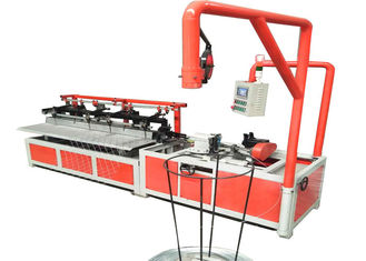 Fast Speed Full Auto Chain Link Weaving Machine Easy Operating 20-150 M2/H